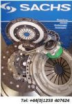 MAZDA 3 1.6 DI TURBO CLUTCH, CSC & SACHS DMF DUAL MASS FLYWHEEL